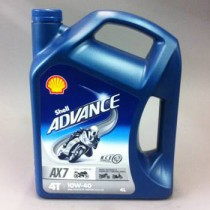 ADVANCE ULTRA 15W50 BIDON 4L