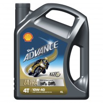 ADVANCE ULTRA 10W40 BIDON 4L