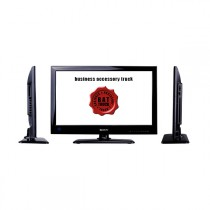 "TV HD LED 22"" TNT+DVD 12-24-220V"