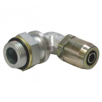 COUDE MALE ORIENTABLE M 22 x 1.5  -   9  x 12 FREIN