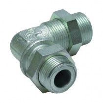 COUDE MALE  / MALE ORIENTABLE M 16 x 1.5  - M 22 x 1.5