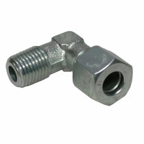 COUDE MALE CONIQUE TUBE 6L - M1/4""