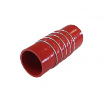 DURITE TURBO MAN Ø65x180 ROUGE 4 ONDULATIONS