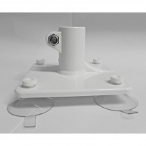 Socle ventouse de fixation pour antenne TV Mobile TV